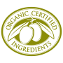 Organic Certified Ingredients